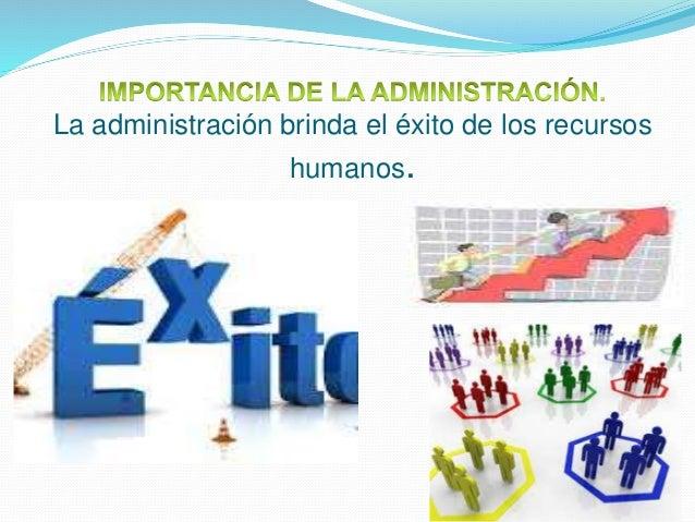 1 importancia de la administraci n for Importancia de la oficina