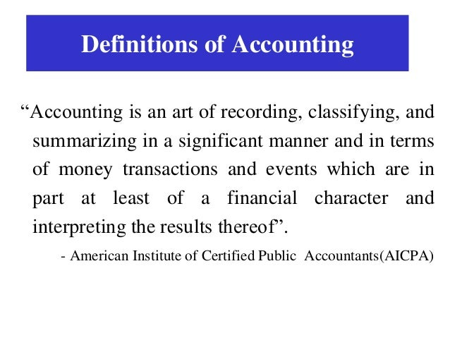 1. intro to financial accounting mba