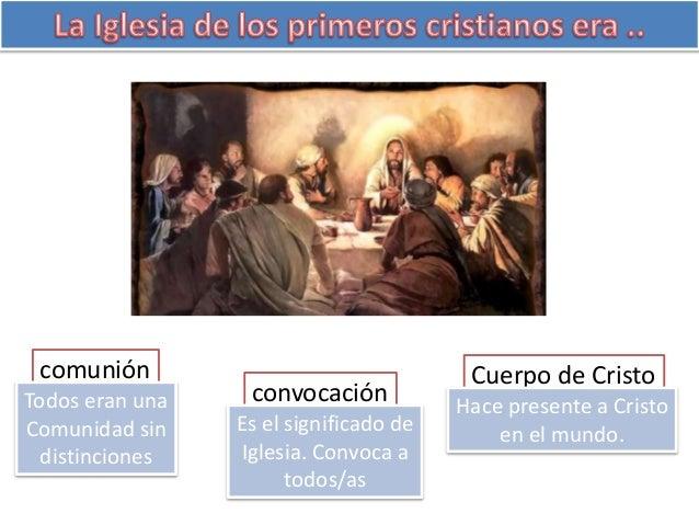 1 C Iglesia Primitiva