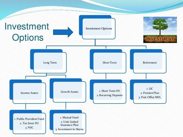 Personal Finance Investment Options