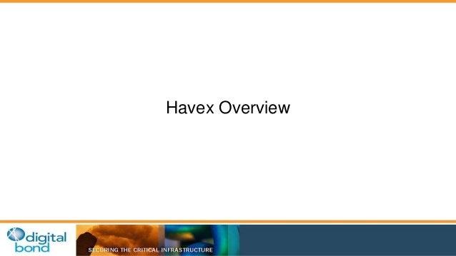 Havex Overview