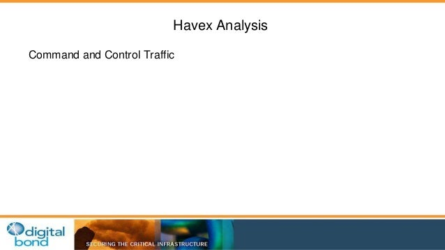 Havex Analysis  Command and Control Traffic