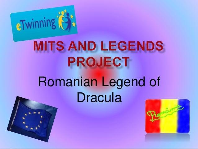 Romanian Legend of  Dracula