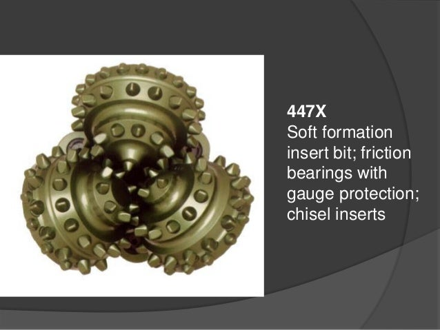   Bearing Wear–bearing wear in the field is difficult since the bit would need to be disassembled for inspection. Often t...