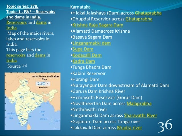 Interlinking Rivers Interlinking Indian Rivers Short Presentati - List of major rivers