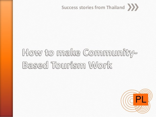 Success stories from Thailand  PL