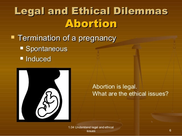 the controversial and moral issue of the legalization of abortion The controversy that these developments would create spurred public health leaders to obtain accurate and complete information on the number and demographic characteristics of women obtaining abortions, as well as on the effects that legalization of abortion would moral issues, it allows an.