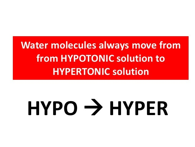 potato strip hypertonic If a boiled potato strip is placed in a concentrated solution of salts, why would   the cell membranes and the cells of the potato strip would die by being boiled.