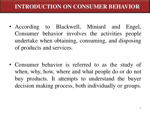 consumer behavior for lg products Abstract consumers in the united states are increasingly interested in buying locally grown/produced (lg/p) agricultural products (connor et al 2009.