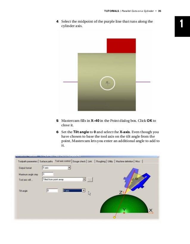 master cam x2 5ax rh slideshare net