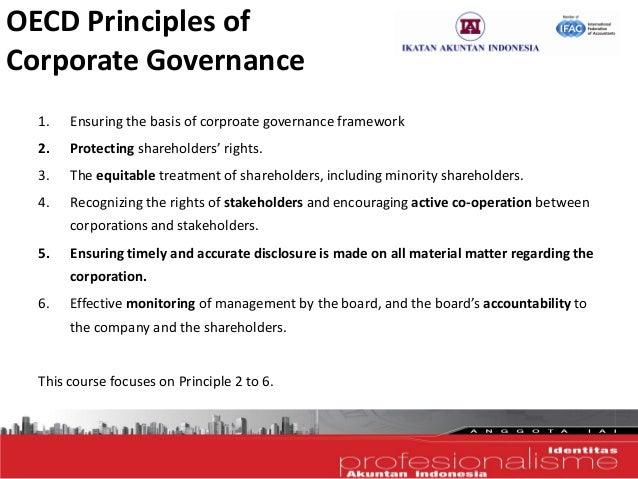 oecd principles of corporate governance 2018 pdf