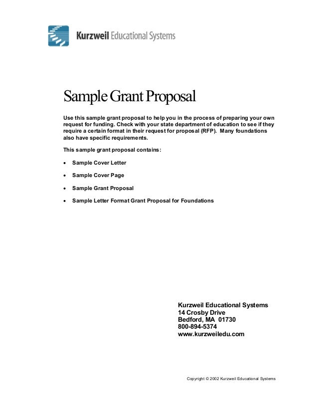 grant application cover letters - Major.magdalene-project.org