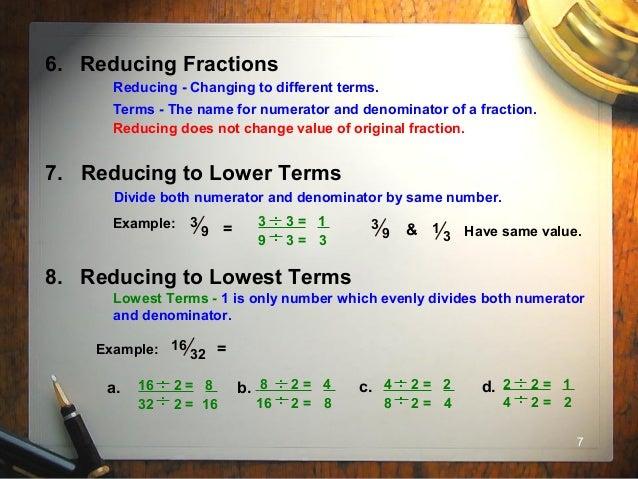 Online Decimal to Fraction Calculator.