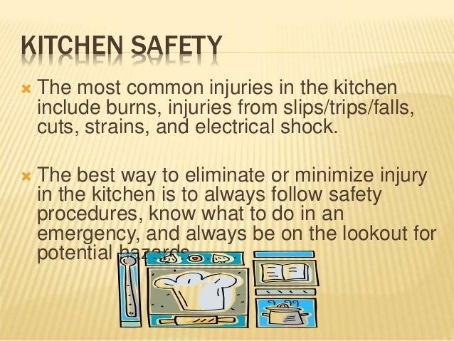 1.Kitchen Safety Varun