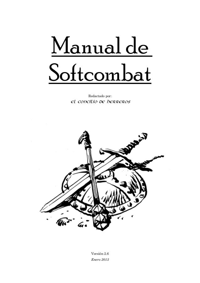 1. Reglamento general de softcombat