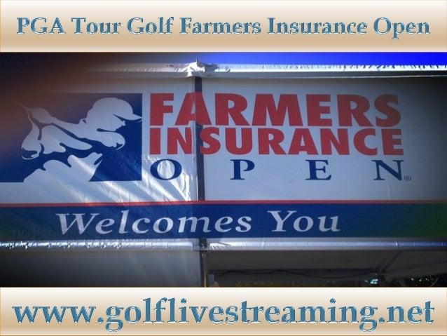 Watch 2015 Pga Tour Golf Farmers Insurance Open Online