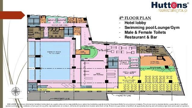 Grand 99 Hotel Floor Plans