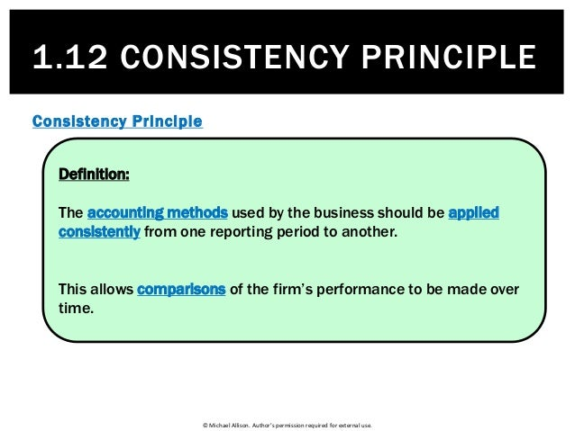 Biblical principles applied to accounting
