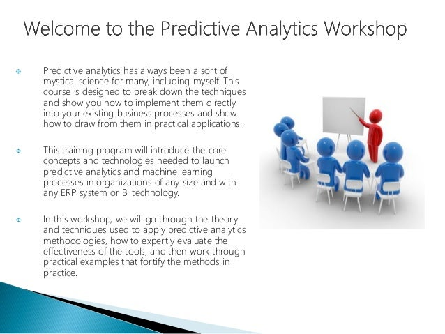 Data Science - Part I - Sustaining Predictive Analytics Capabilities Slide 2