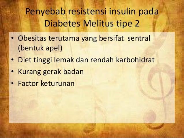 Artikel Tentang Diabetes Melitus Tipe 2 2018