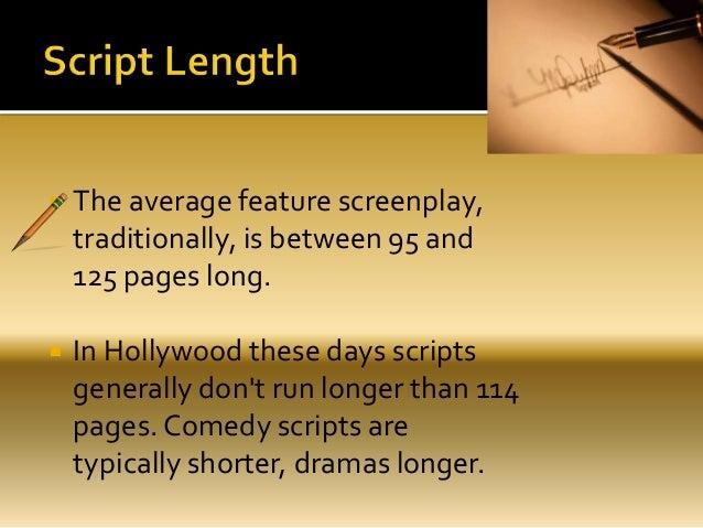 how to write a script film riot teleport