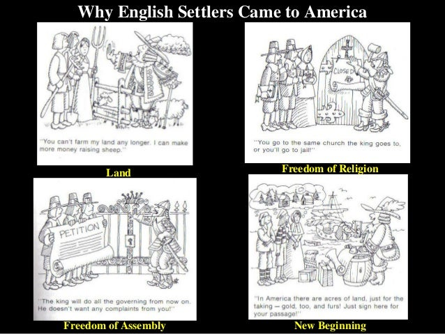a history in early english colonies Early connecticut history - early history of ct, from its time before it was a british   english colonists first began to settle in new hampshire in 1623, when it was.