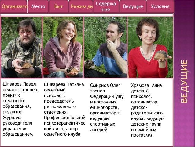 Лагерь Стоимость участия: 12 тысяч рублей с человека. Итоговая стоимость с семьи обсуждается конкретно с каждой семьей с у...