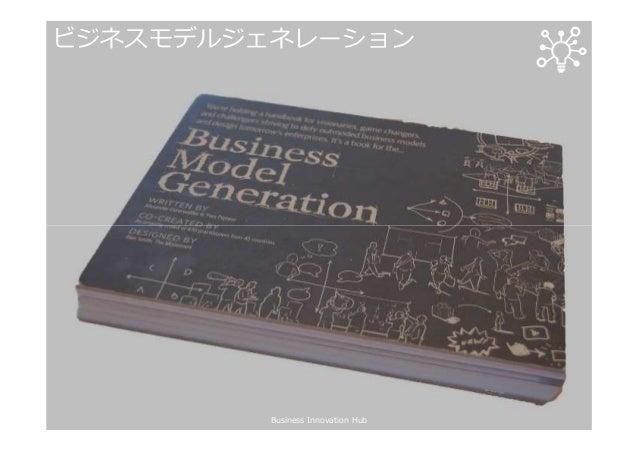 ビジネスモデルジェネレーション Business Innovation Hub