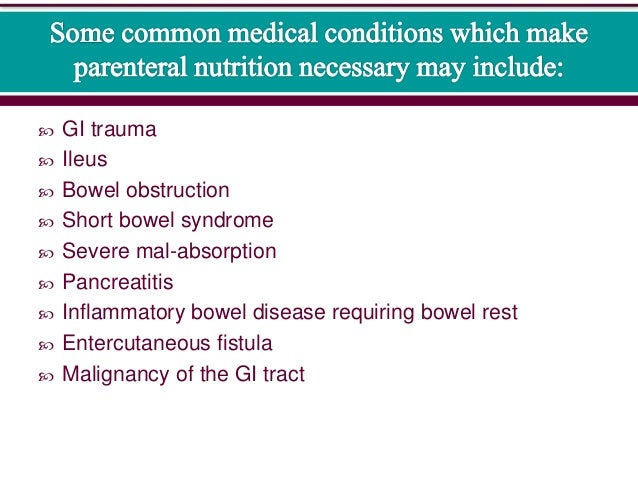 short bowel syndrome clinical guidelines nutrition management