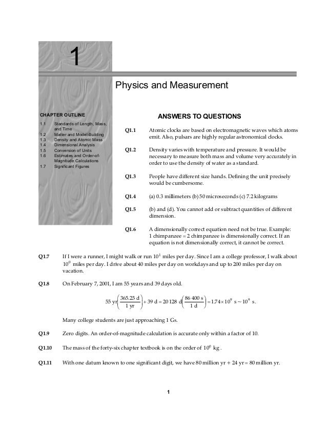 12 Solutions Serway Physics 6th Edition