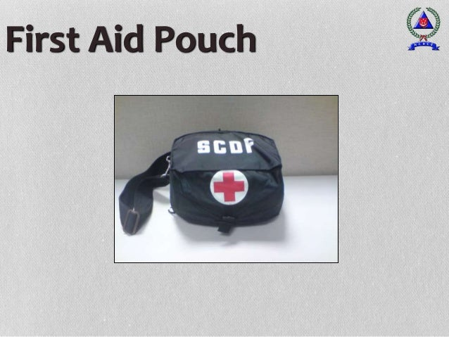 First Aid Pouch