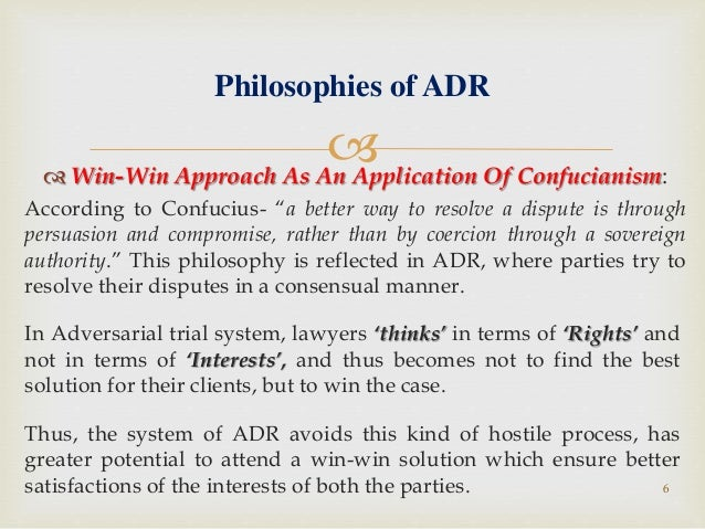 an understanding of alternative dispute resolutions or adr United nations office on drugs and crime training manual on alternative dispute resolution and restorative justice october 2007.
