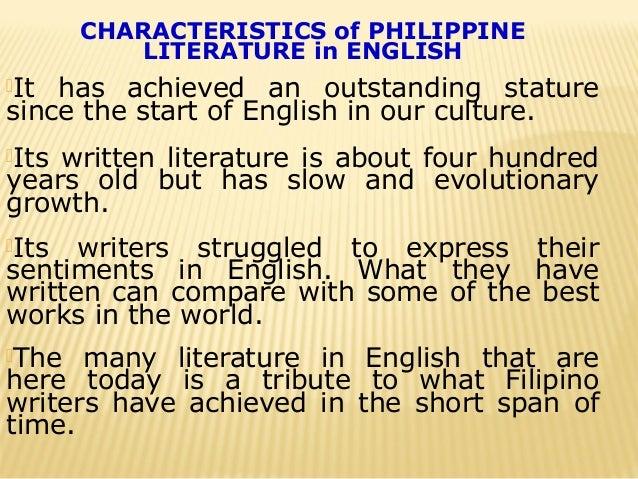 Why Should We Study Philippine Literature Free Essays