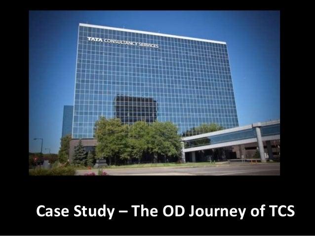 Case Study – The OD Journey of TCS
