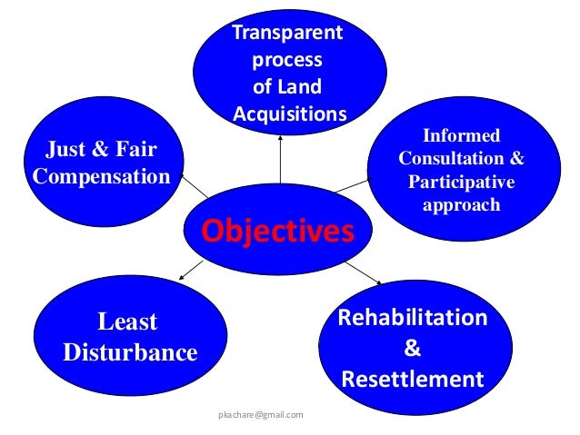 purpose of land acquisition act Concept of public purpose: its importance and usefulness in the  extending land acquisition for public purpose to industrial  (land acquisition act).