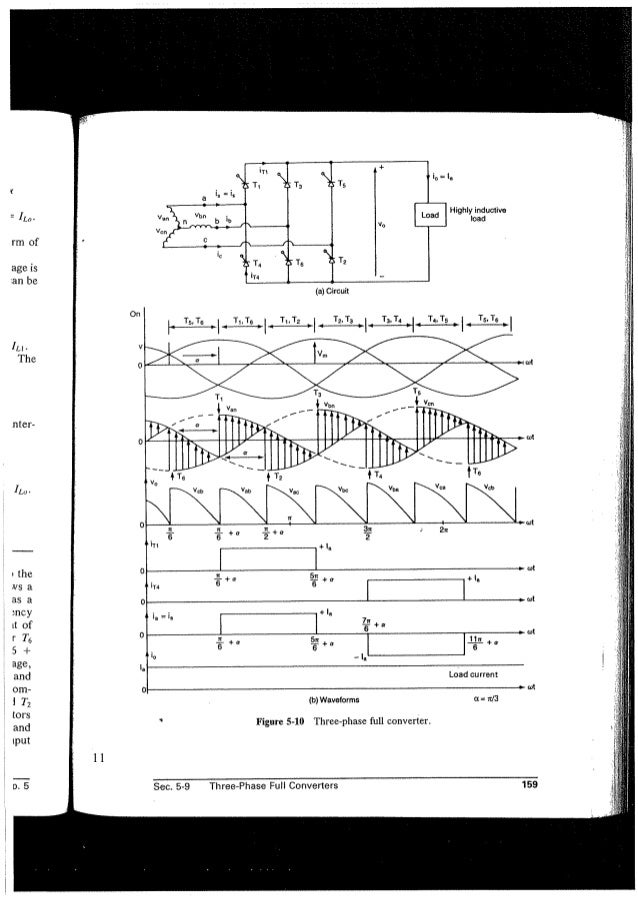 3 phase controlled rectifier pdf