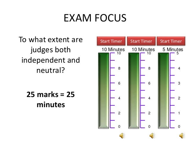 to what extent are judges politically neutral? essay Home law essays to what extent are judges politically  to what extent are judges politically neutral  to what extent do judges establish the existence .
