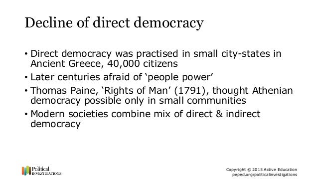 decline and fall of the athenian republic is the uk democratic 18939