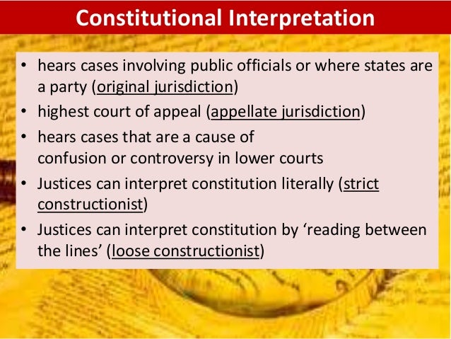 the role of the judges in the judicial system of the untied states The judiciary-chapter 9 study play which of the following statements is true of the judicial system in the united states the philosophy of the courts where judges play a minimal policy making role and defer to legislatures whenever possible are known as.