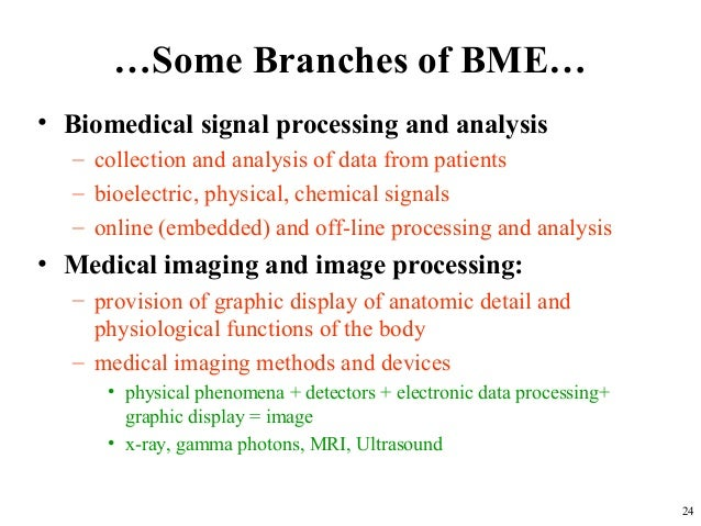 Biomedical Engineering Bme