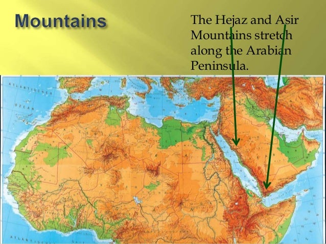 Africa Map Taurus Mountains Biofocuscommunicatie