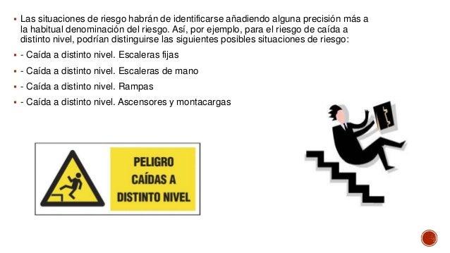 Metodolog as para el desarrollo de los an lisis y for Normas de seguridad para escaleras fijas