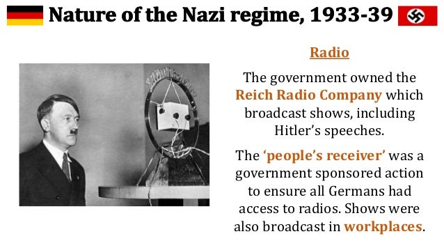 the role of film propaganda in anti semitic ideology One of the primary aspects of their ideology was extreme anti-semitism and racial inequality within years they were able to introduce this belief to nearly all of the german people through heavy influence by propaganda.