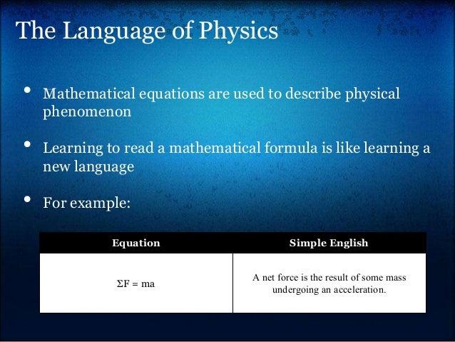 AP Physics 1 - Introduction