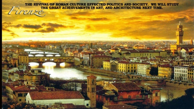 the medieval italian politics and the economy leading to the italian renaissance The history of italy is the history of cities this was especially true in the late middle ages and early renaissance when italian cities gained such economic and.