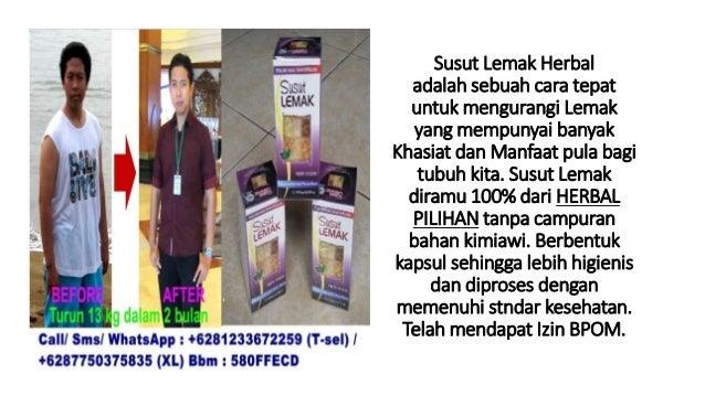 manfaat herbal susut lemak