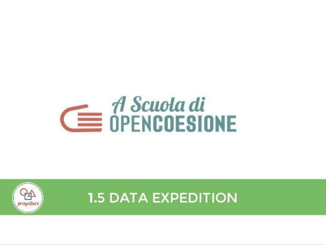 1.5 DATA EXPEDITION
