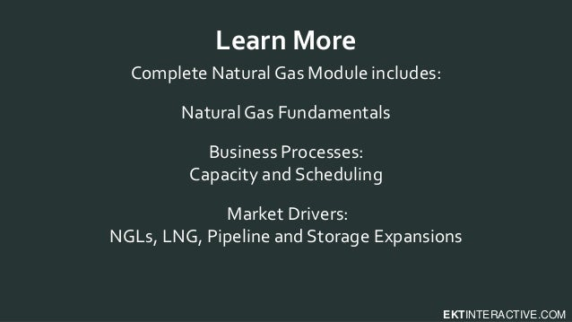 introduction to natural gas N612 - introduction to natural gas gathering and processing course overview  this two-day course is designed to familiarize participants with the basic aspects .