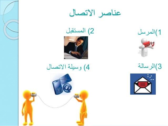 مهارات الاتصال 1