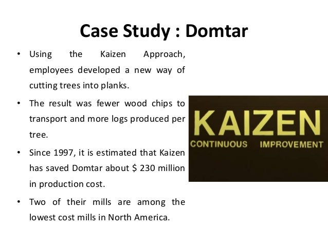 domtar case study Take the critical facts in the domtar case and place them into the appropriate phases of the training model presented in the chapter begin with the triggering event and provide a rationale for why each fact belongs in the phase in which you have placed it.